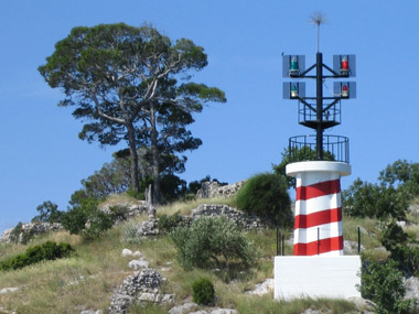 Signal stations